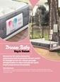 Hibboux Dream Baby Yaylı Yatak 80x180 Cm  Renkli